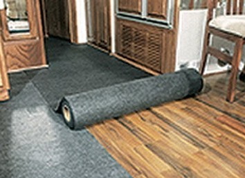 Construction Floor Protection